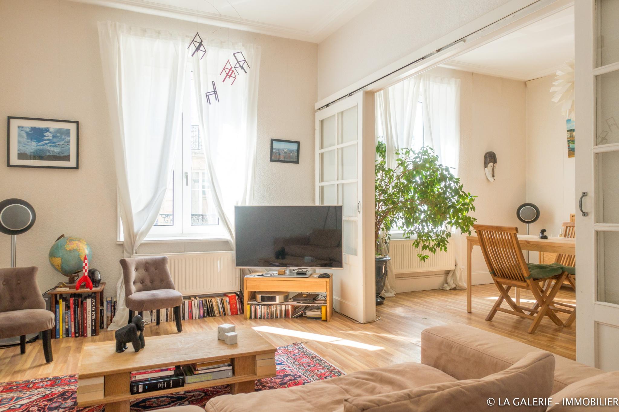 Vente nancy quartier anatole france maison de ville - Maison jardin furniture nancy ...